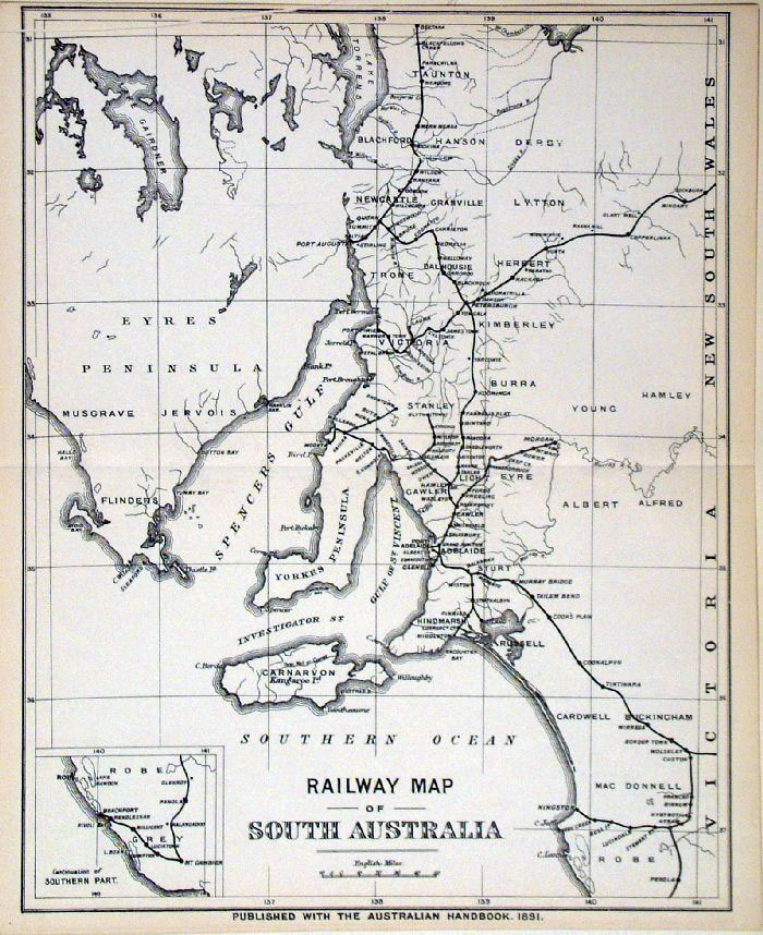 Antique Maps of Australia, New Zealand and Pacific