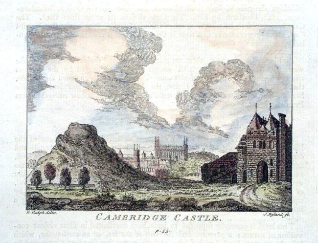 Cumberland ST BEES Priory Church Antique Print 1850